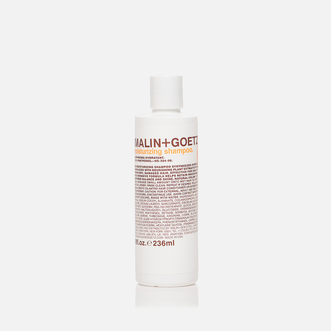 Шампунь для волос Malin+Goetz Moisturizing Panthenol 236ml