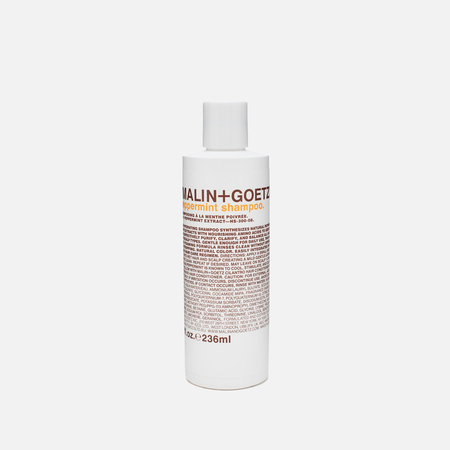 Malin+Goetz Шампунь для волос Peppermint All Hair Types 236ml
