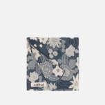 Платок The Hill-Side Floral Print Navy фото- 1