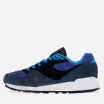 Кроссовки Saucony X Hanon Shadow Master The Midnight Runner Black/Purple фото- 3