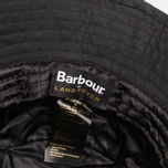 Панама Barbour x Land Rover Wax Sport Black фото- 2