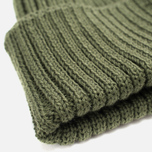 C.P. Company Beanie Goggle Hat Military Green photo- 2