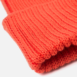 C.P. Company Beanie Goggle Hat Orange photo- 2