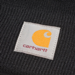 Шапка Carhartt WIP Booble Watch Black фото- 1