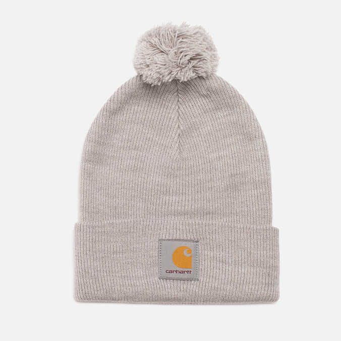 Шапка Carhartt WIP Booble Watch Grey Heather