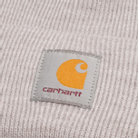 Шапка Carhartt WIP Booble Watch Grey Heather фото- 1