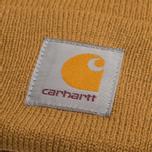 Шапка Carhartt WIP Booble Watch Hamilton Brown фото- 1