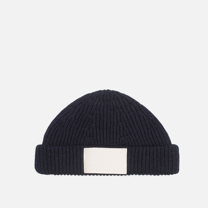 Шапка Gloverall Naval Beanie Navy