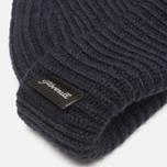 Шапка Gloverall Naval Beanie Navy фото- 1