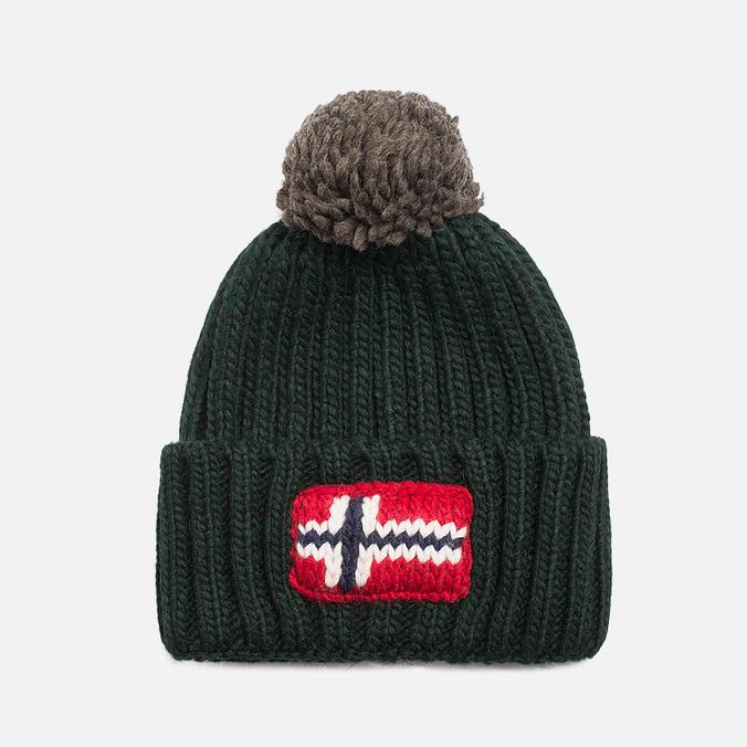 Мужская шапка Napapijri Semiury Deep Forest