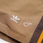 Мужские шорты adidas Originals x Human Made Wind Cardboard/Tangerine фото - 1