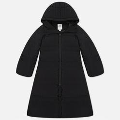 Женский пуховик Y-3 Classic Puffy Down Hoodie Coat Black