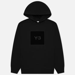 Мужская толстовка Y-3 Square Logo Hoodie Black