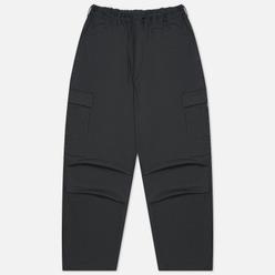 Мужские брюки Y-3 Classic Refined Wool Stretch Cargo Carbon