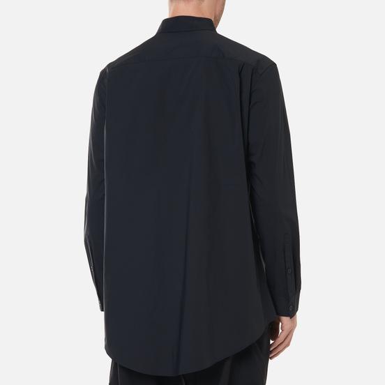 Мужская рубашка Y-3 Classic Chest Logo Button-Down Black