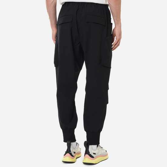 Мужские брюки Y-3 Classic Light Ripstop Utility Relaxed Fit Black