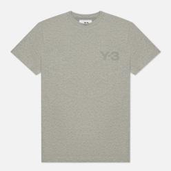 Женская футболка Y-3 Classic Logo Medium Grey Heather
