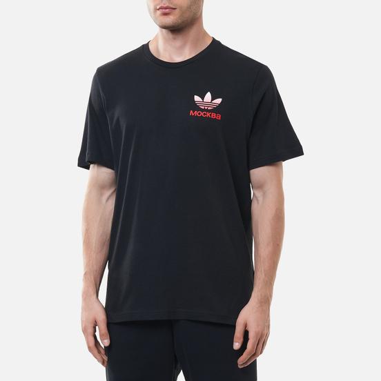 Мужская футболка adidas Originals Moscow Trefoil 2.0 Black