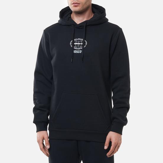 Мужская толстовка adidas Originals Moscow World Tour Hoodie Black