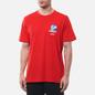 Мужская футболка adidas Originals Moscow Red фото - 2