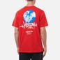 Мужская футболка adidas Originals Moscow Red фото - 3