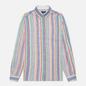 Мужская рубашка Hackett Multi Coloured Stripe Oxford Multi фото - 0