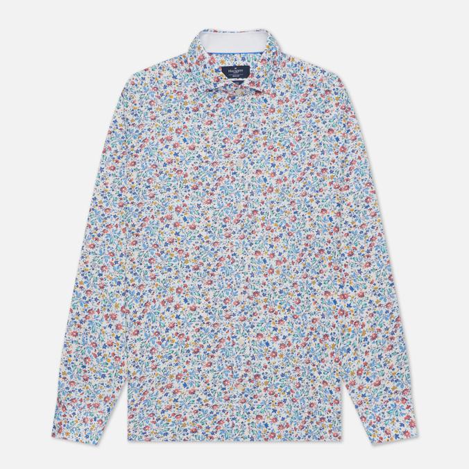 Мужская рубашка Hackett Floral Outline Print