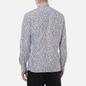 Мужская рубашка Hackett Floral Outline Print White/Multi фото - 3