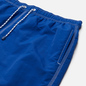Мужские шорты Hackett Branded Solid Swim Trunks Ocean фото - 1