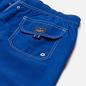 Мужские шорты Hackett Branded Solid Swim Trunks Ocean фото - 2