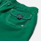 Мужские шорты Hackett Branded Solid Swim Trunks Meadow Green фото - 2