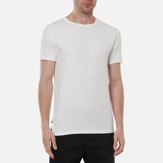 Комплект мужских футболок Hackett Crew Neck 2-Pack White