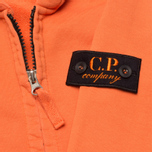 Детская толстовка C.P. Company U16 Full Zip Goggle Hoodie Orange фото- 2