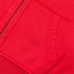 Детская толстовка C.P. Company U16 Full Zip Goggle Hoodie Red фото- 3