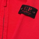 Детская толстовка C.P. Company U16 Full Zip Goggle Hoodie Red фото- 2