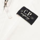 Детская толстовка C.P. Company U16 Full Zip Goggle Hoodie White фото- 2