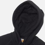 Мужская толстовка Carhartt WIP Hooded Chase Black фото- 1