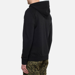 Мужская толстовка Carhartt WIP Hooded Chase Jacket Black фото- 3