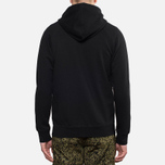 Мужская толстовка Carhartt WIP Hooded Chase Jacket Black фото- 4