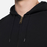 Мужская толстовка Carhartt WIP Hooded Chase Jacket Black фото- 5