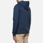 Мужская толстовка Carhartt WIP Hooded Chase Jacket Blue Penny фото- 3