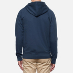 Мужская толстовка Carhartt WIP Hooded Chase Jacket Blue Penny фото- 4
