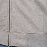Мужская толстовка Carhartt WIP Hooded Chase Jacket Grey Heather фото- 6