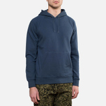 Мужская толстовка Carhartt WIP Hooded Chase Sweat Blue Penny фото- 0