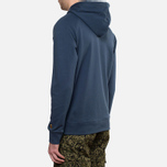 Мужская толстовка Carhartt WIP Hooded Chase Sweat Blue Penny фото- 3