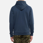 Мужская толстовка Carhartt WIP Hooded Chase Sweat Blue Penny фото- 4