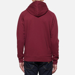Carhartt WIP Hooded Chase Sweat Cordovan photo- 4