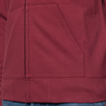 Carhartt WIP Hooded Chase Jacket Cordovan photo- 6