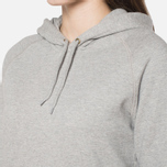 Carhartt WIP X' Hooded Chase Grey Heather photo- 5