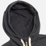 Мужская толстовка Fjallraven Ovik Hoodie Zip Mountain Grey фото- 1